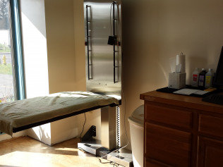 Exam Room After Remodeling