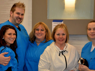 Our Staff - Stephanie, John, Heather, Janice and Amanda